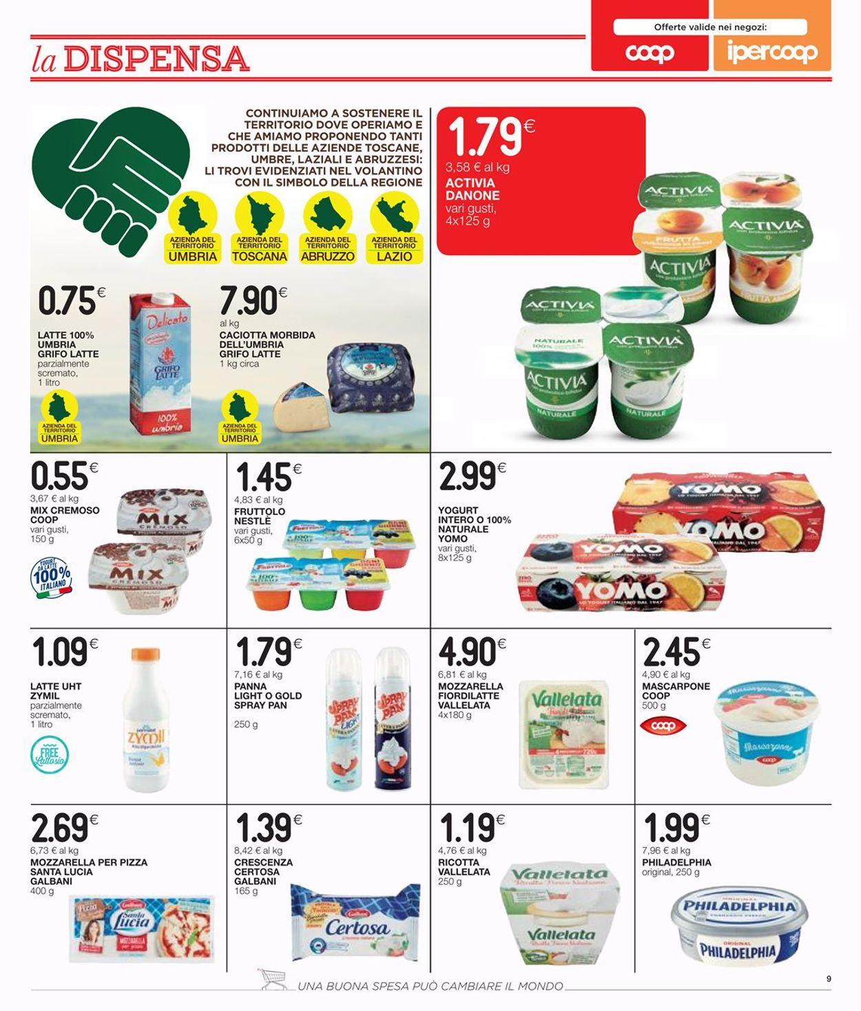 Volantino Coop - Pasqua 2021! - Offerte 25/03-07/04/2021 (Pagina 11)