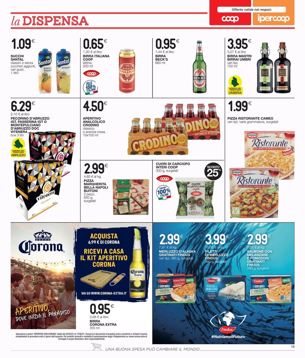 Volantino Coop - Pasqua 2021! - Offerte 25/03-07/04/2021 (Pagina 15)