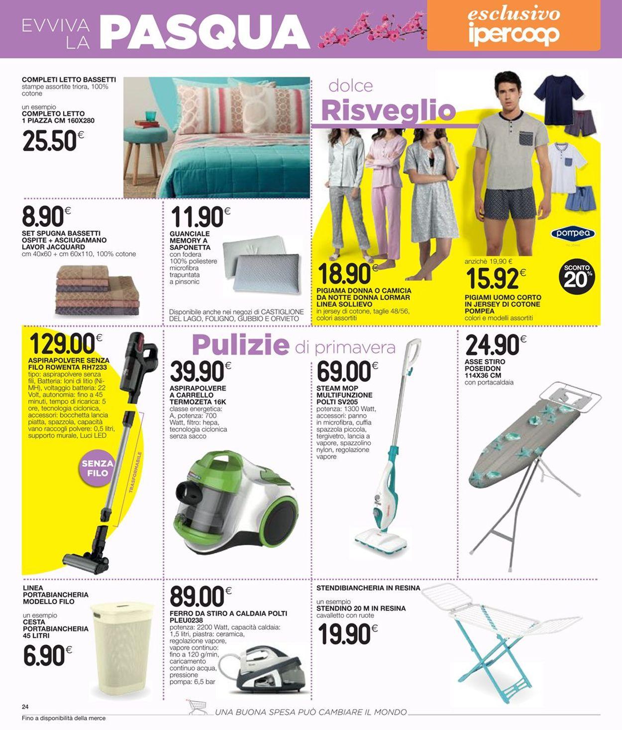 Volantino Coop - Pasqua 2021! - Offerte 25/03-07/04/2021 (Pagina 26)