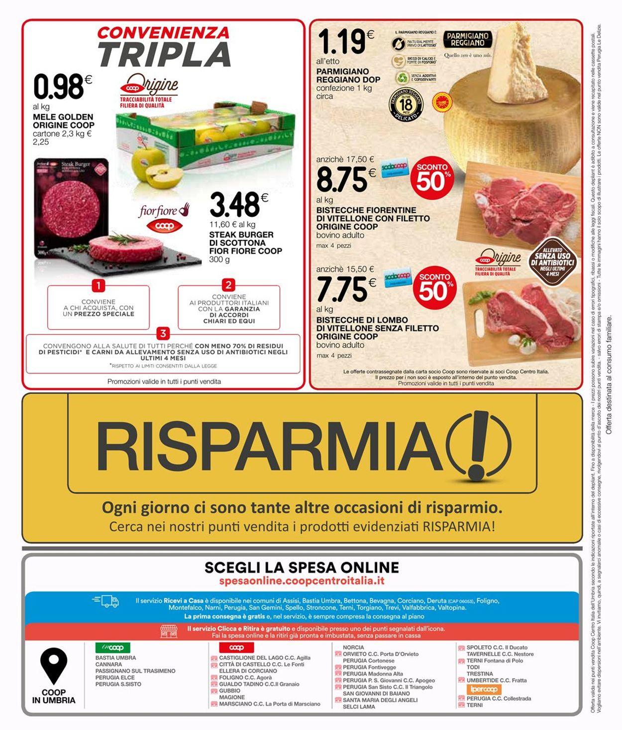 Volantino Coop - Pasqua 2021! - Offerte 25/03-07/04/2021 (Pagina 42)