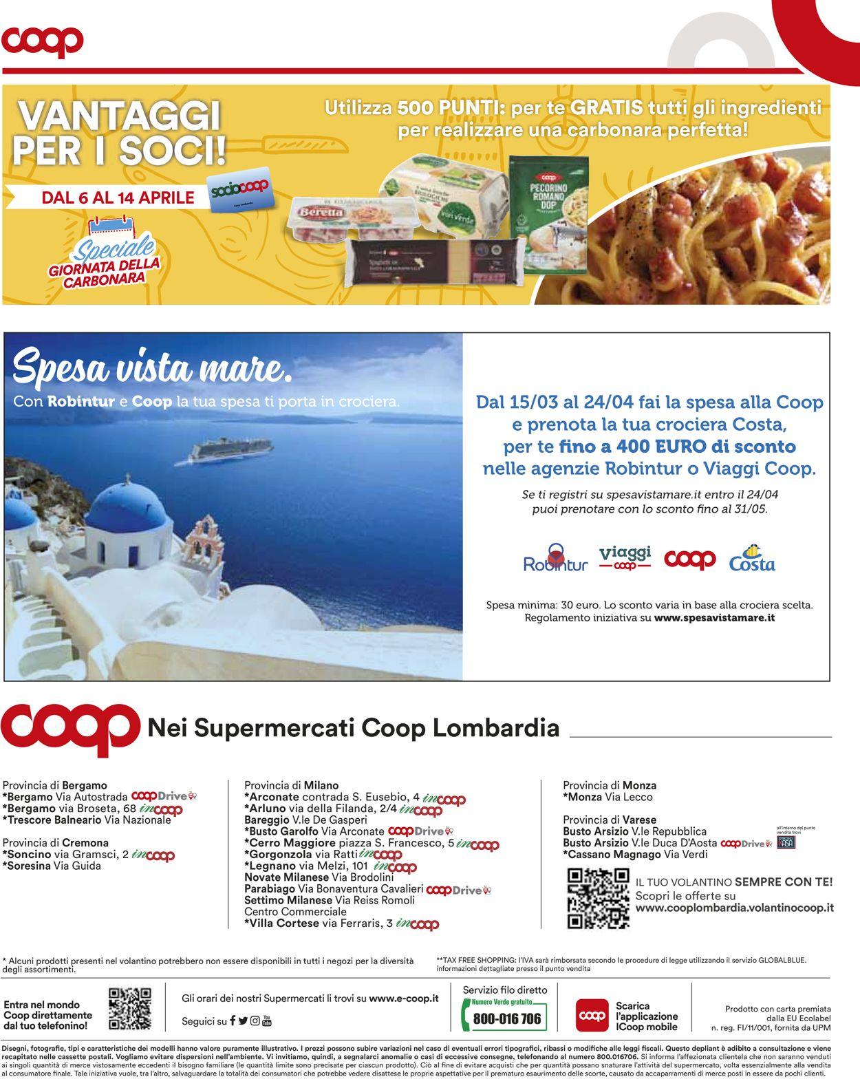 Volantino Coop - Offerte 06/04-21/04/2021 (Pagina 16)