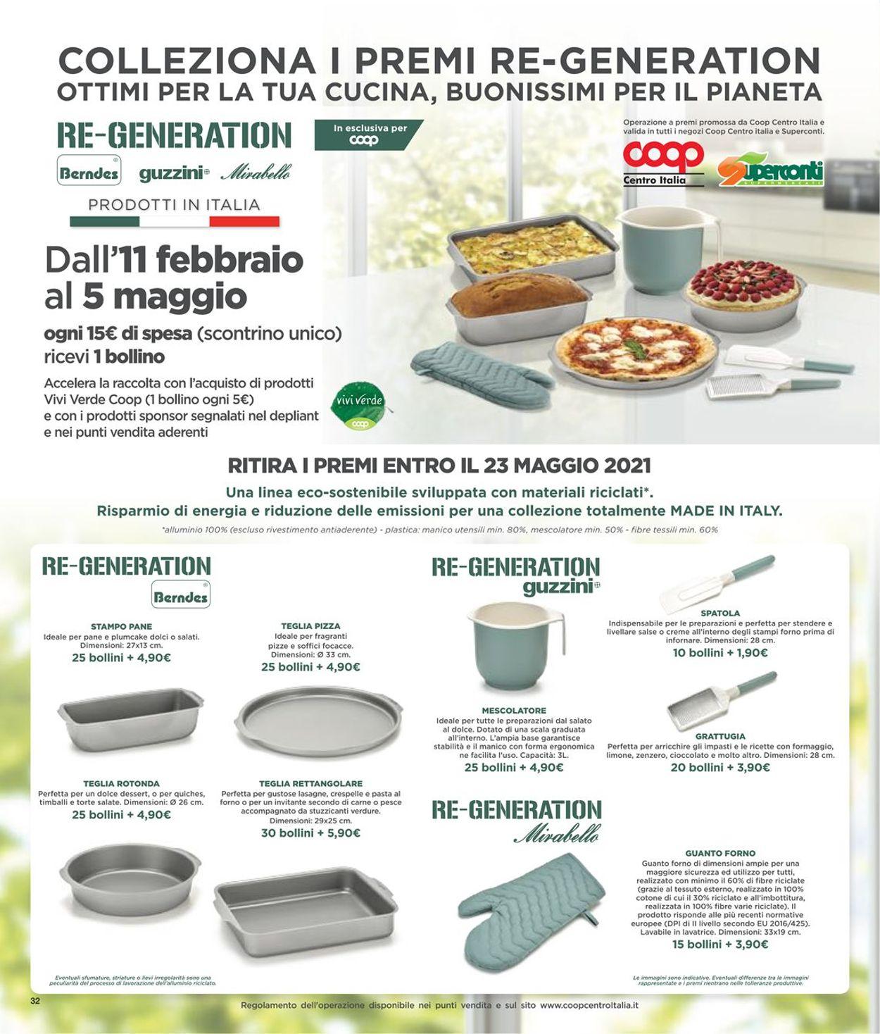 Volantino Coop - Offerte 08/04-21/04/2021 (Pagina 34)