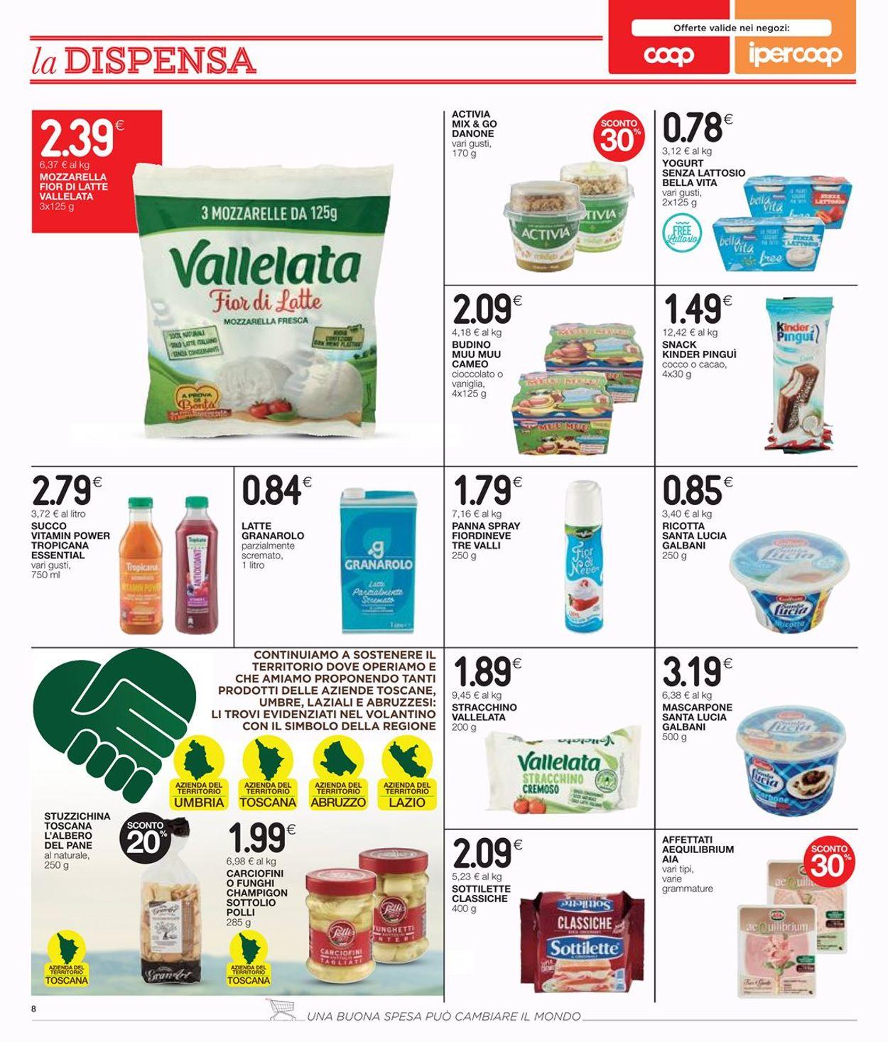 Volantino Coop - Offerte 22/04-05/05/2021 (Pagina 8)