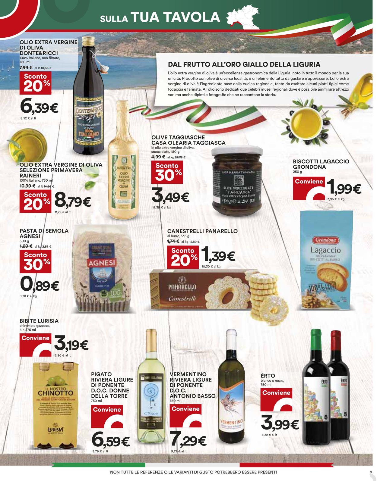 Volantino Coop - Offerte 22/04-05/05/2021 (Pagina 9)