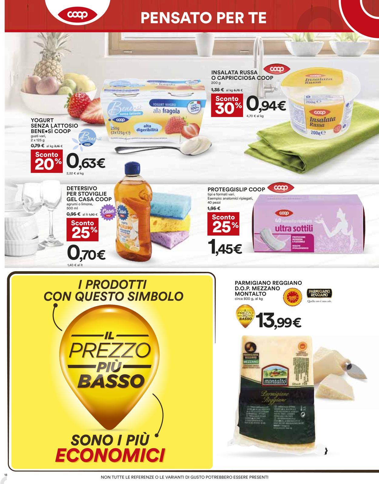 Volantino Coop - Offerte 06/05-19/05/2021 (Pagina 18)