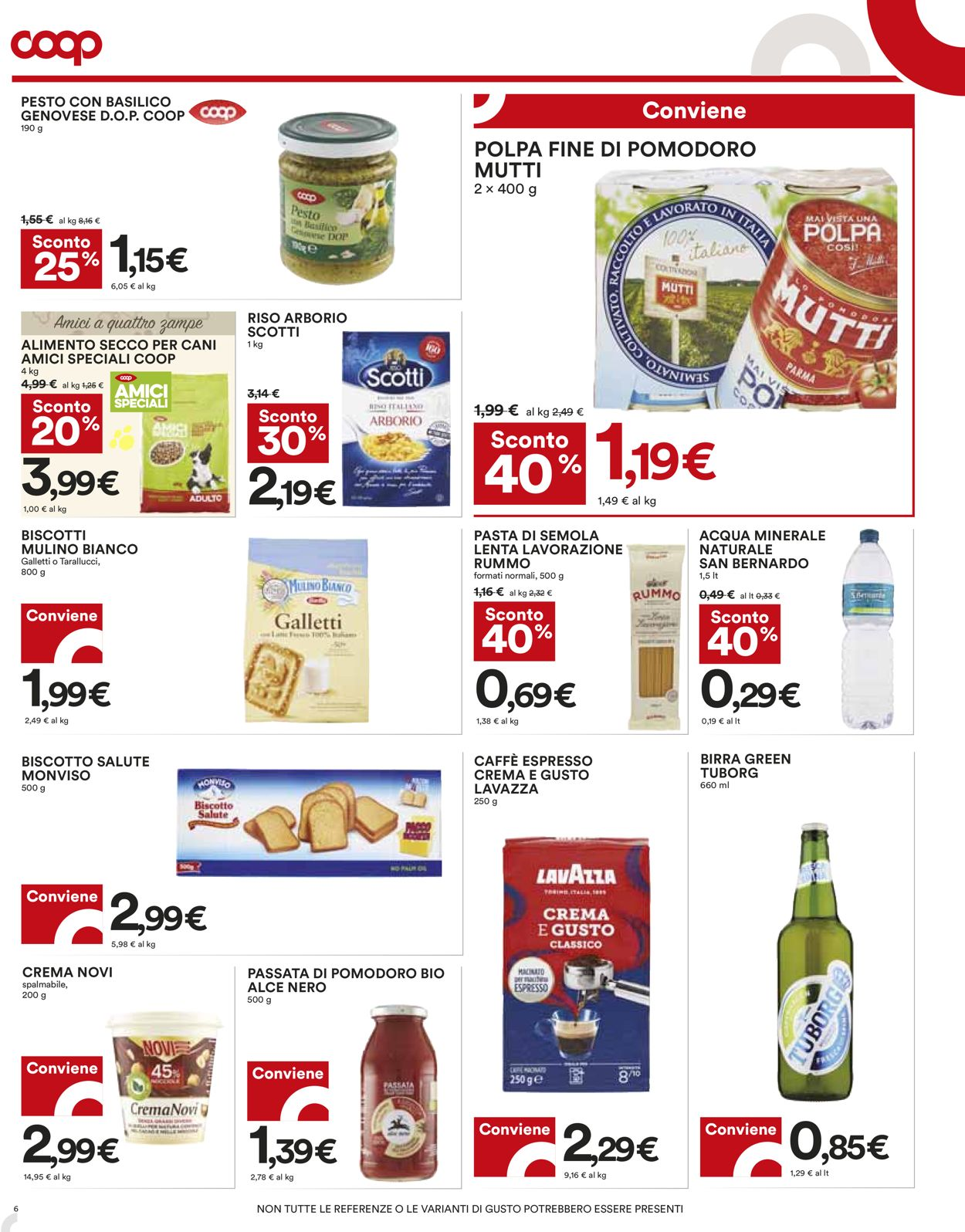Volantino Coop - Offerte 17/05-26/05/2021 (Pagina 6)