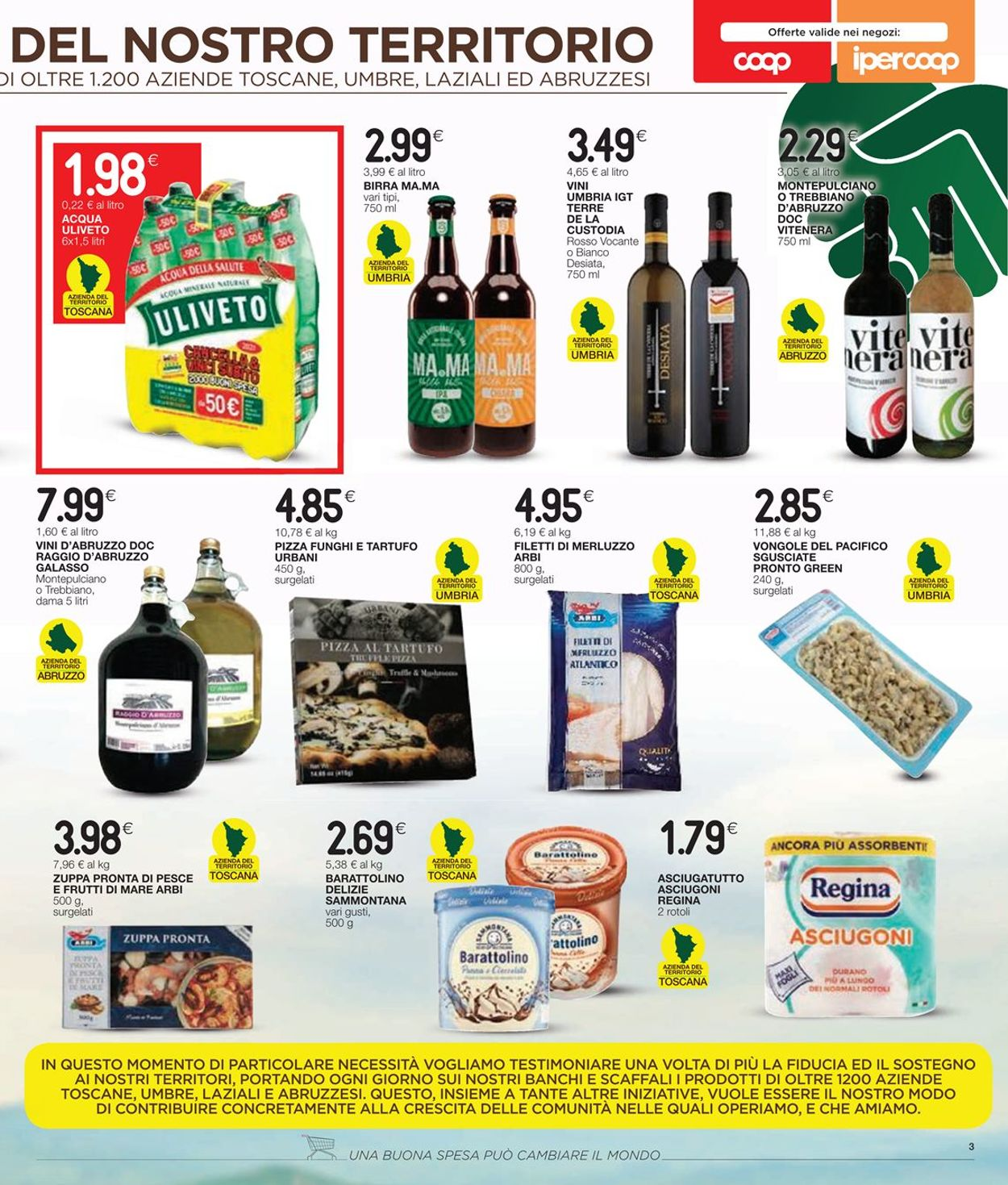 Volantino Coop - Offerte 20/05-02/06/2021 (Pagina 5)
