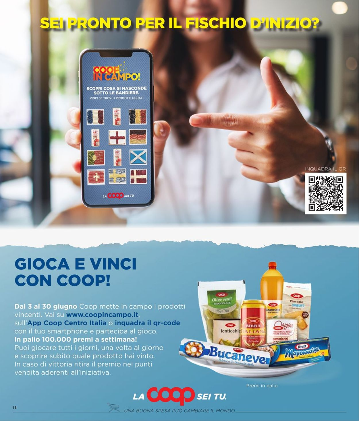 Volantino Coop - Offerte 03/06-16/06/2021 (Pagina 20)