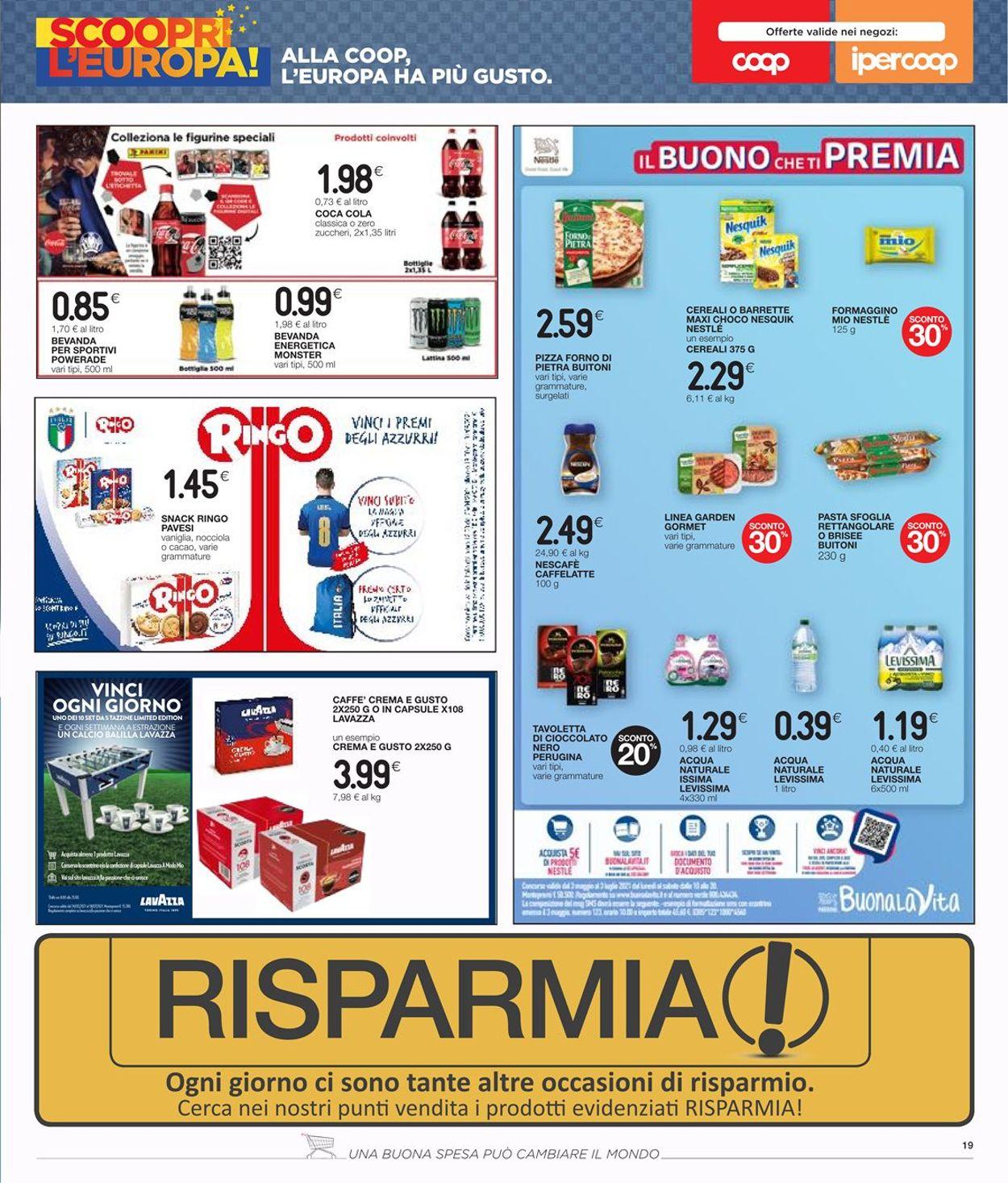 Volantino Coop - Offerte 03/06-16/06/2021 (Pagina 21)