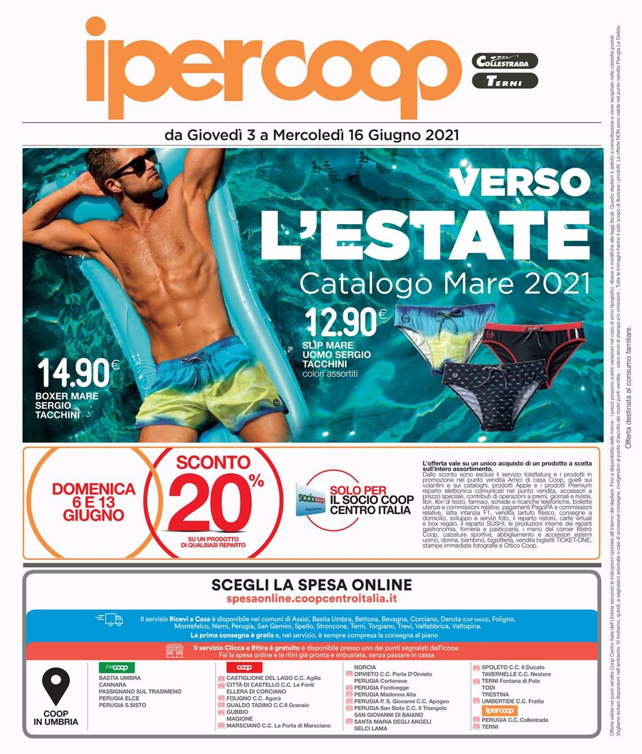 Volantino Coop - Offerte 03/06-16/06/2021 (Pagina 50)