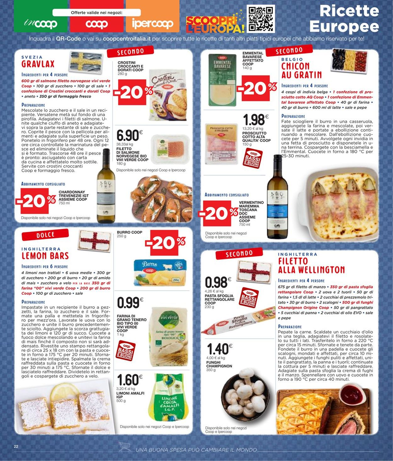 Volantino Coop - Offerte 17/06-30/06/2021 (Pagina 22)