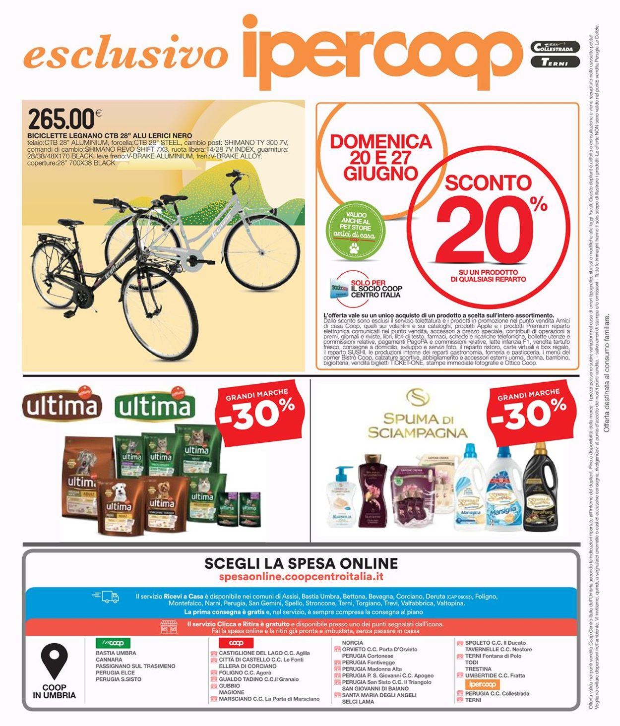 Volantino Coop - Offerte 17/06-30/06/2021 (Pagina 40)