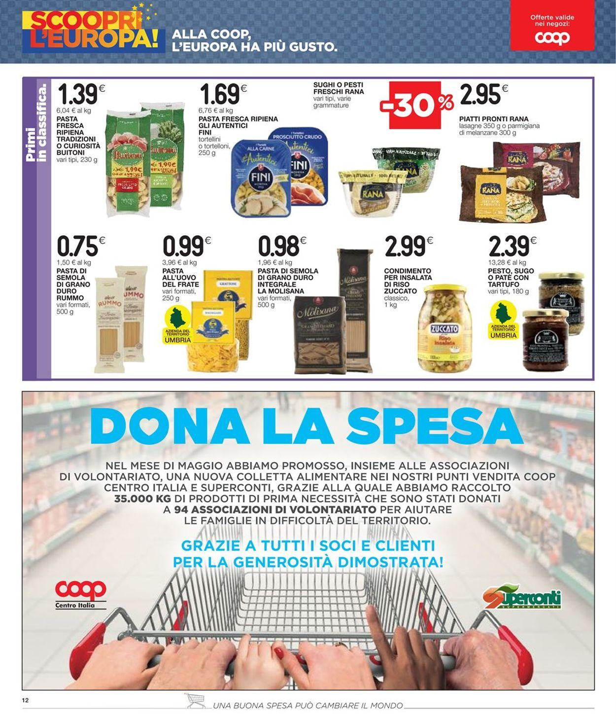 Volantino Coop - Offerte 17/06-30/06/2021 (Pagina 12)
