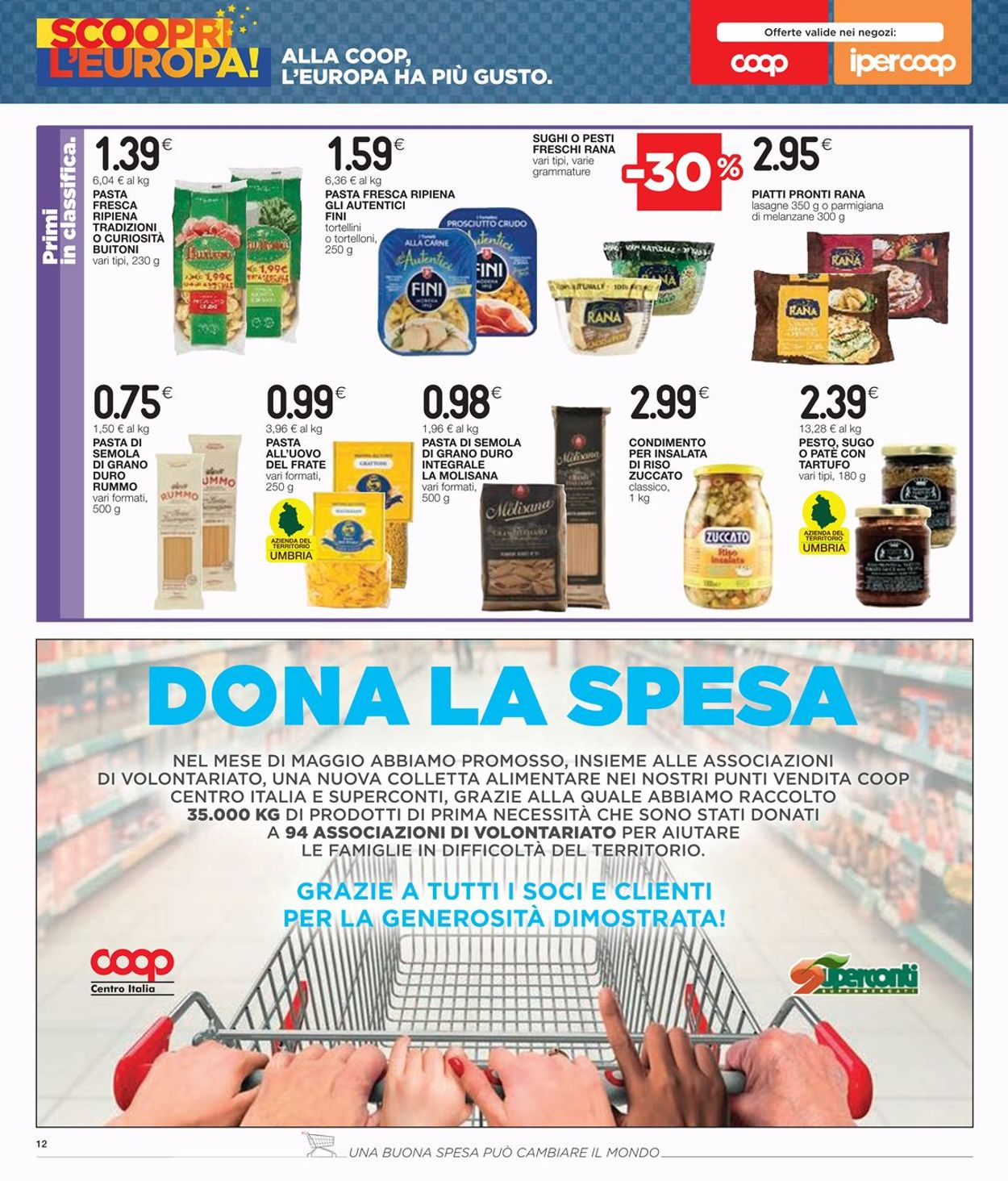 Volantino Coop - Offerte 17/06-30/06/2021 (Pagina 14)