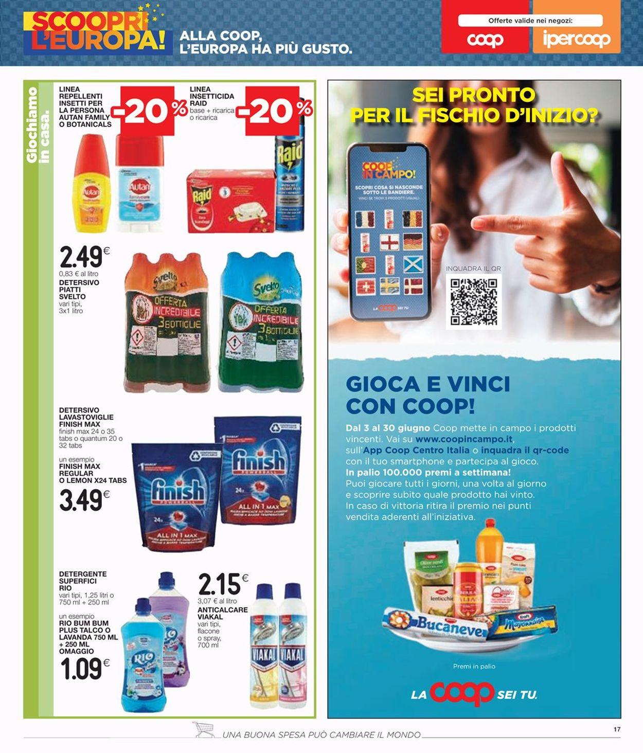 Volantino Coop - Offerte 17/06-30/06/2021 (Pagina 19)