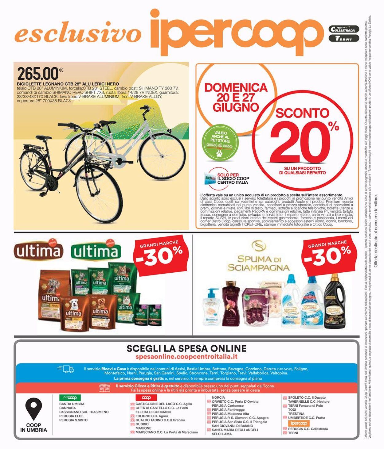 Volantino Coop - Offerte 17/06-30/06/2021 (Pagina 42)
