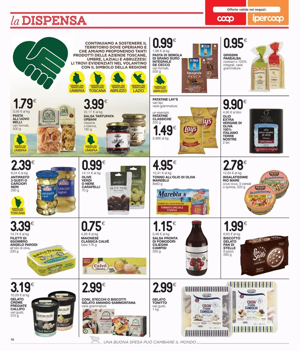 Volantino Coop - Offerte 01/07-14/07/2021 (Pagina 18)