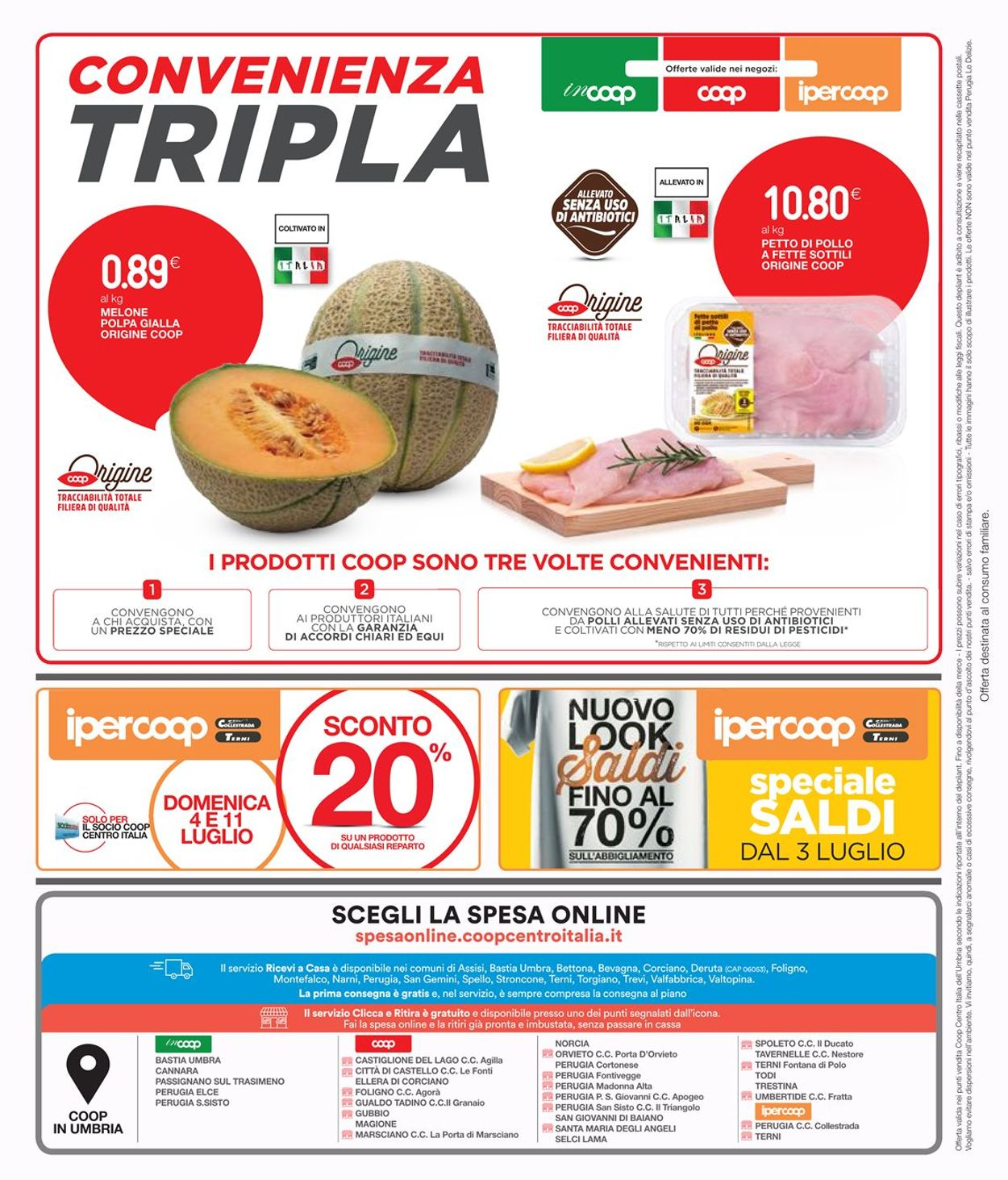 Volantino Coop - Offerte 01/07-14/07/2021 (Pagina 38)