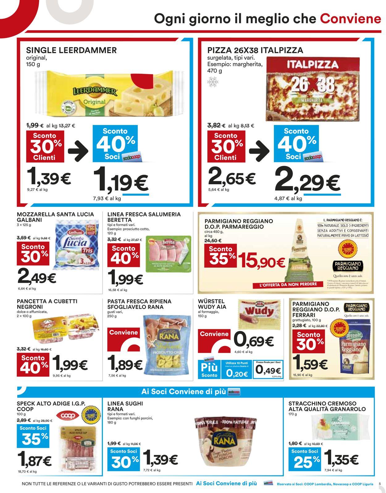 Volantino Coop - Offerte 22/07-04/08/2021 (Pagina 5)