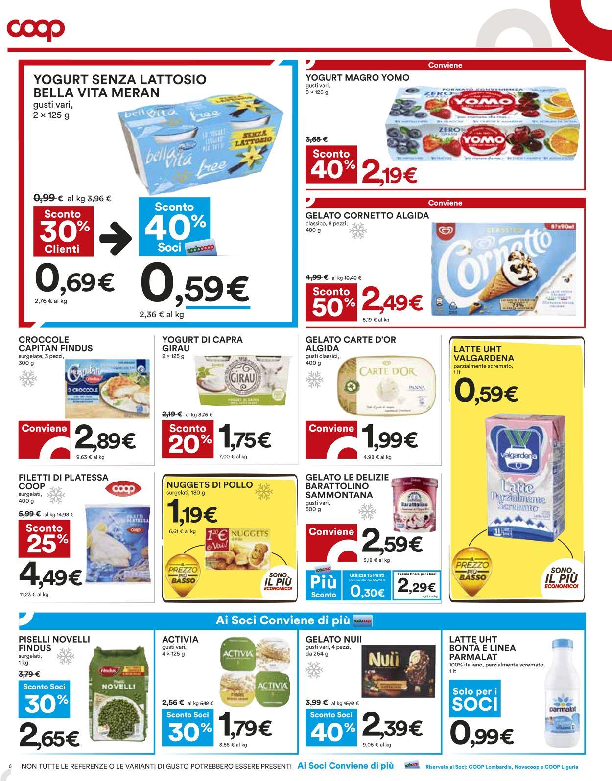 Volantino Coop - Offerte 22/07-04/08/2021 (Pagina 6)