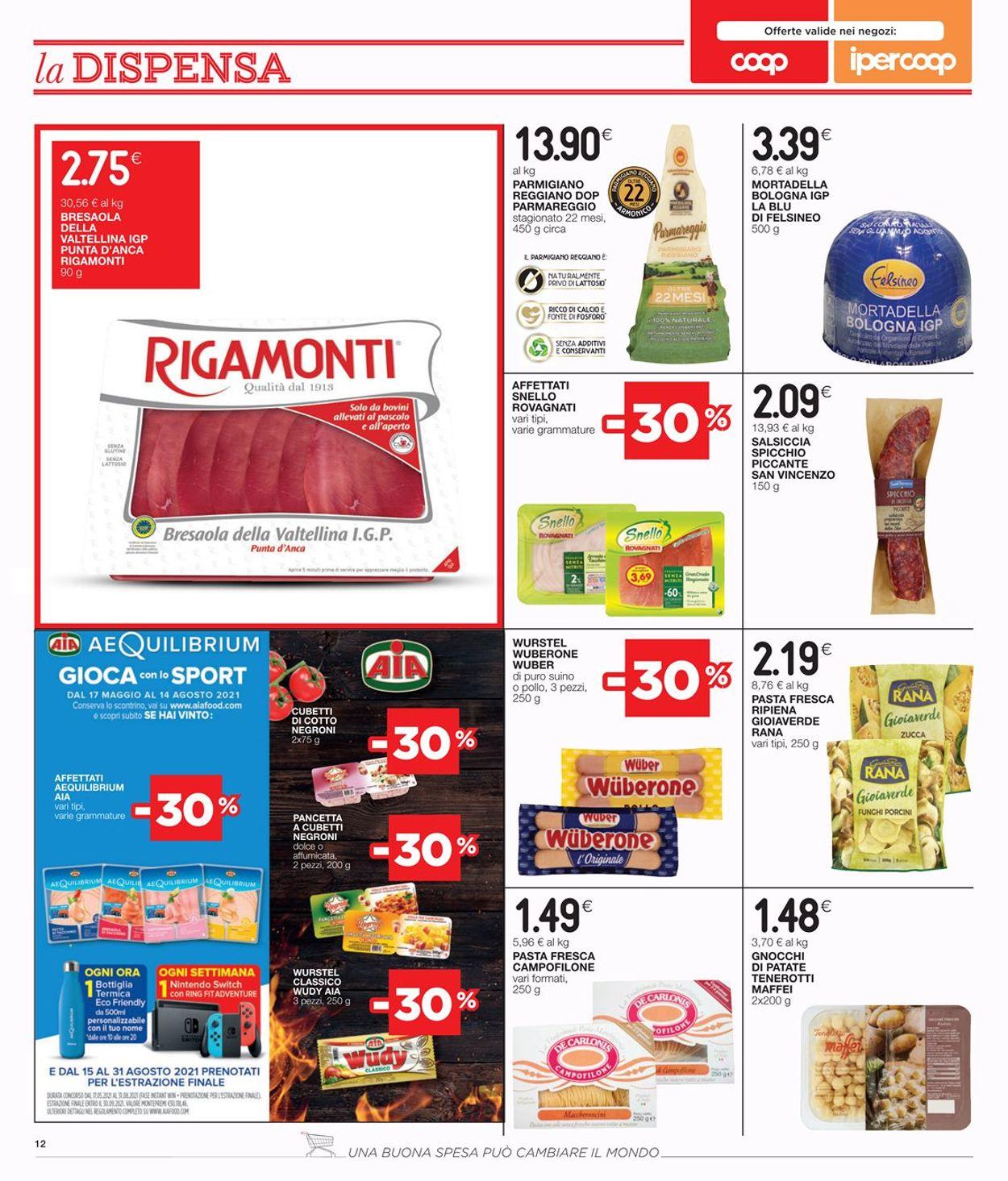Volantino Coop - Offerte 29/07-11/08/2021 (Pagina 14)