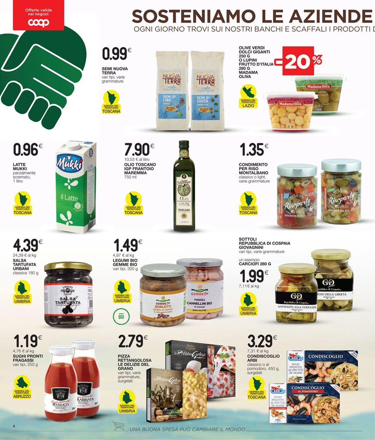 Volantino Coop - Offerte 29/07-11/08/2021 (Pagina 6)