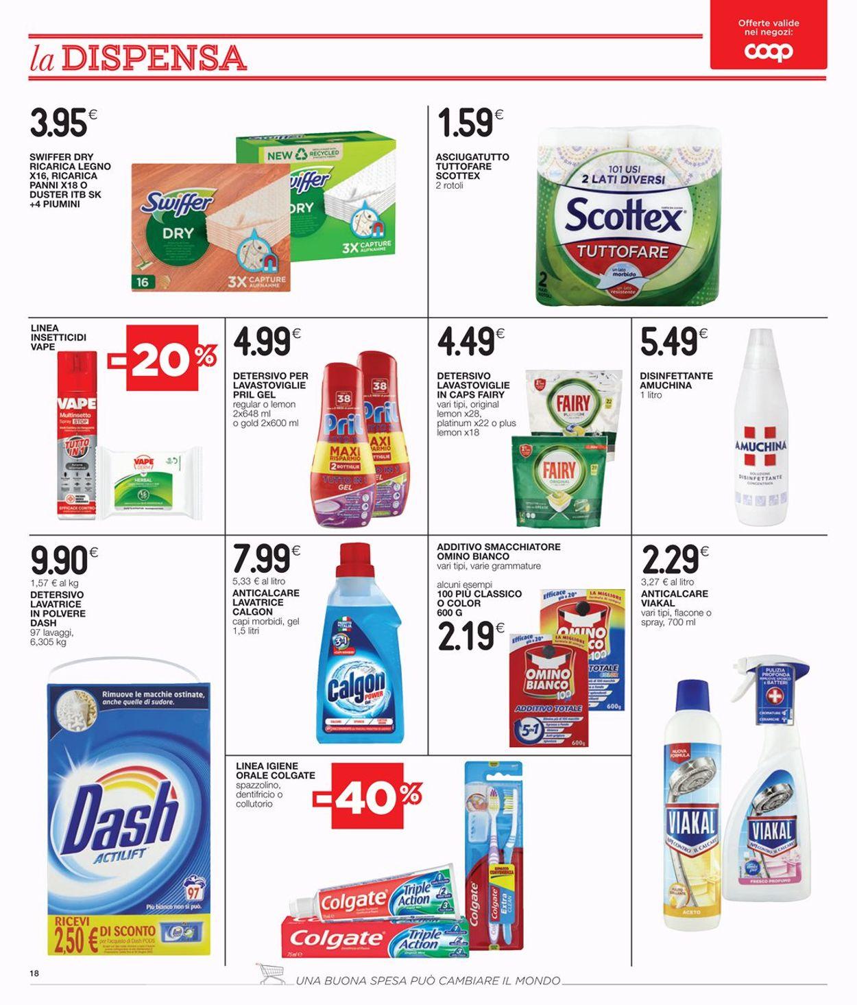 Volantino Coop - Offerte 29/07-11/08/2021 (Pagina 20)