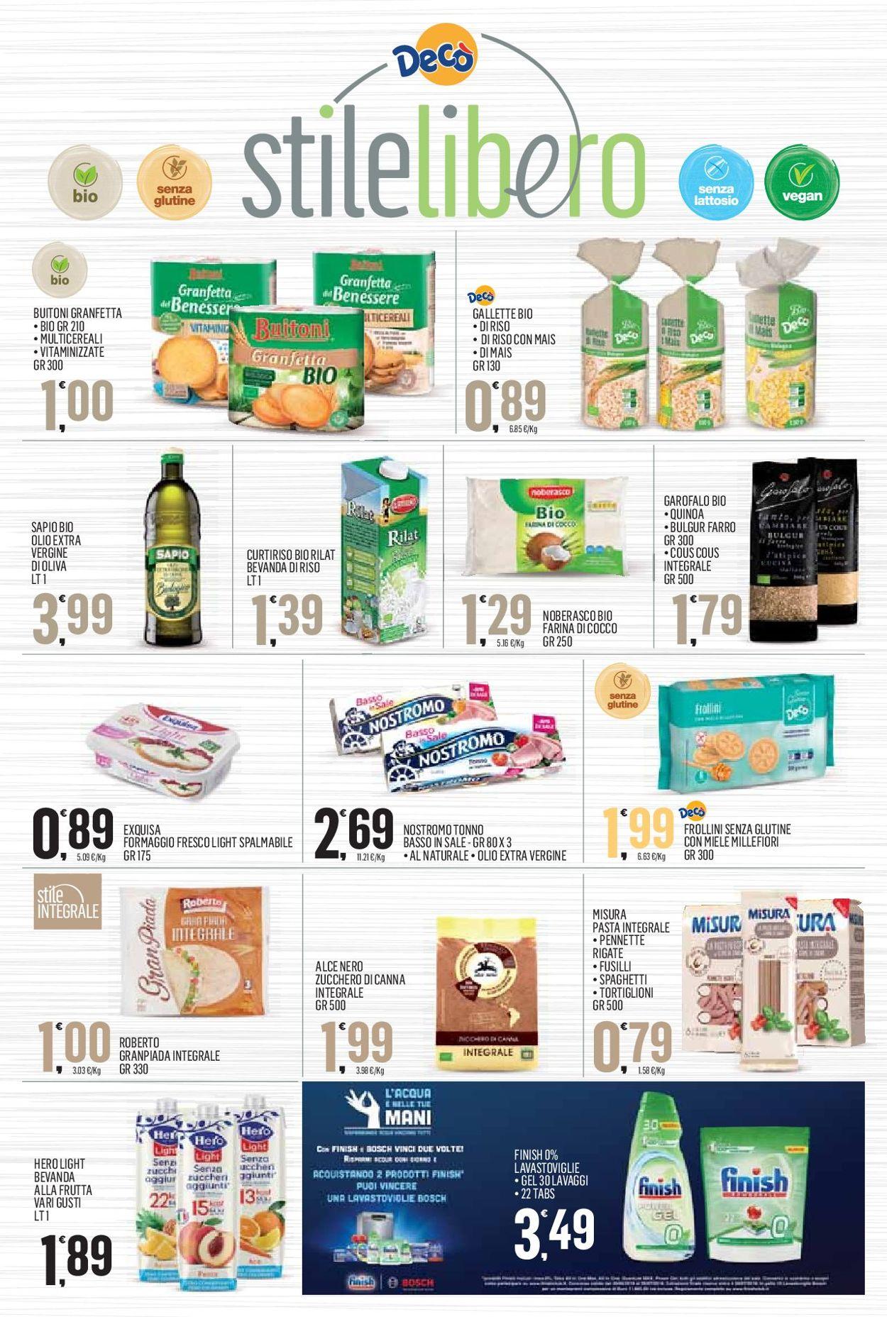 Volantino Deco - Offerte 04/06-13/06/2019 (Pagina 21)