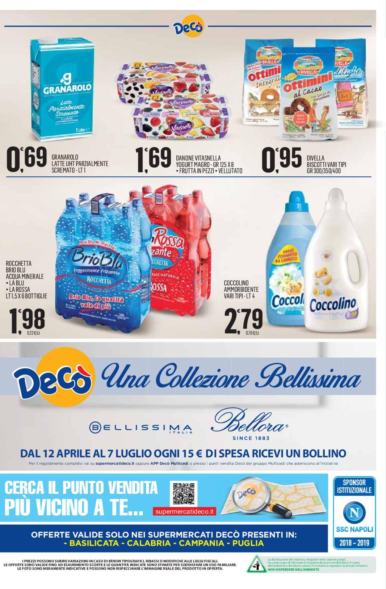Volantino Deco - Offerte 04/06-13/06/2019 (Pagina 28)
