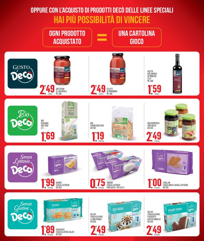 Volantino Deco - Offerte 05/07-15/07/2019 (Pagina 3)