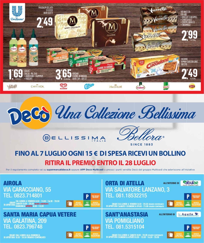 Volantino Deco - Offerte 05/07-15/07/2019 (Pagina 32)