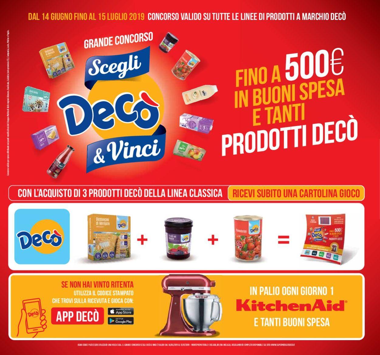 Volantino Deco - Offerte 05/07-15/07/2019 (Pagina 2)