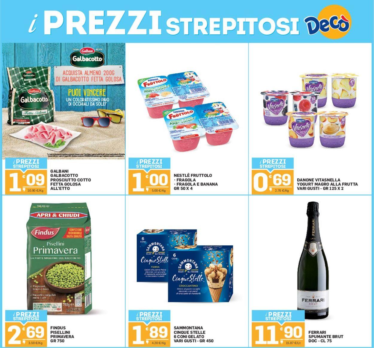 Volantino Deco - Offerte 16/08-26/08/2019 (Pagina 2)