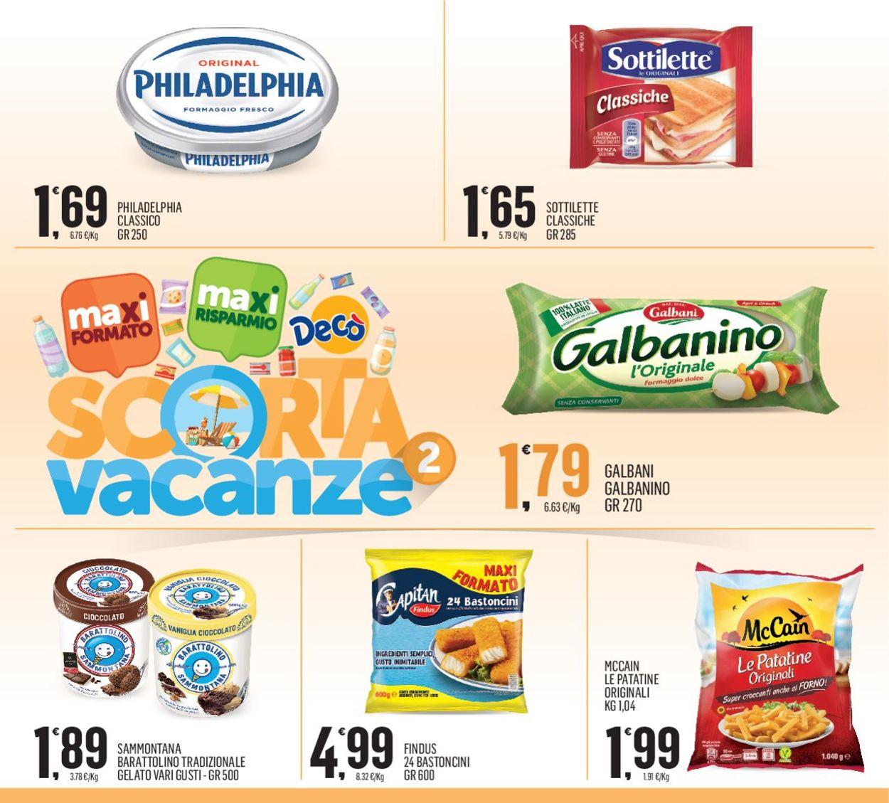 Volantino Deco - Offerte 16/08-26/08/2019 (Pagina 4)