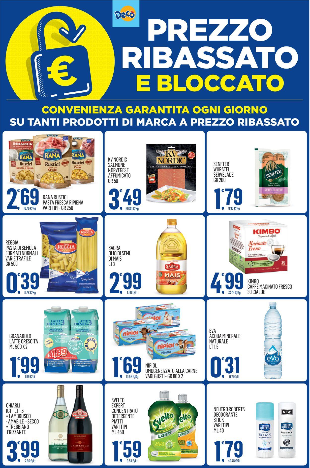 Volantino Deco - Offerte 06/09-16/09/2019 (Pagina 24)