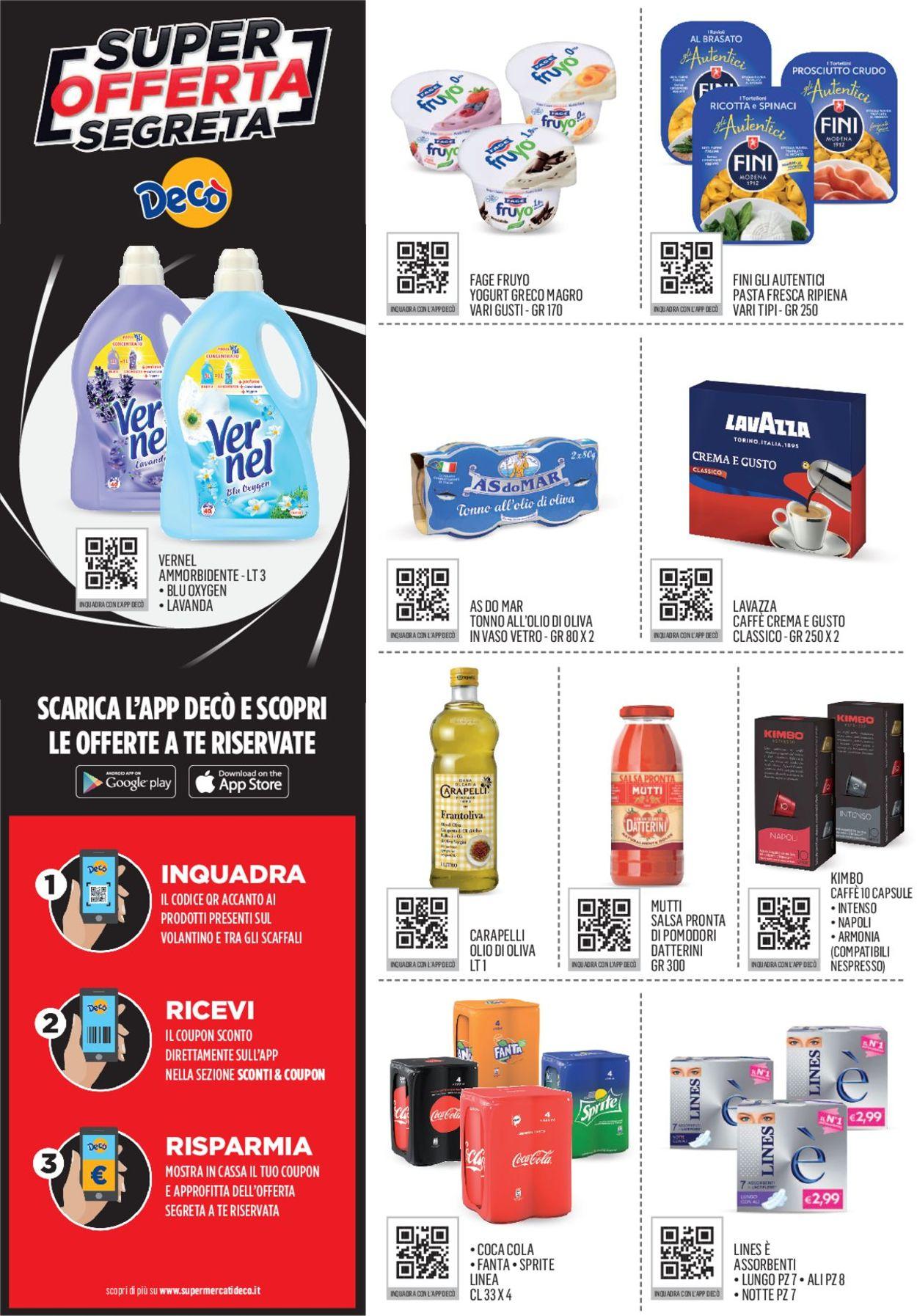 Volantino Deco - Offerte 06/09-16/09/2019 (Pagina 2)