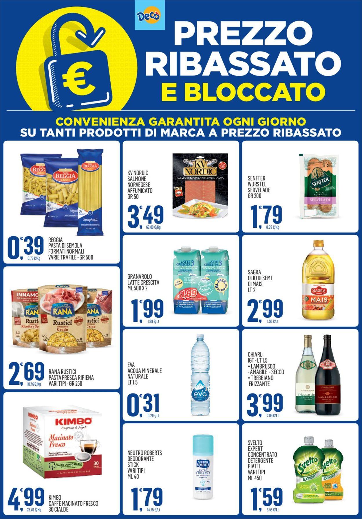 Volantino Deco - Offerte 06/09-16/09/2019 (Pagina 8)