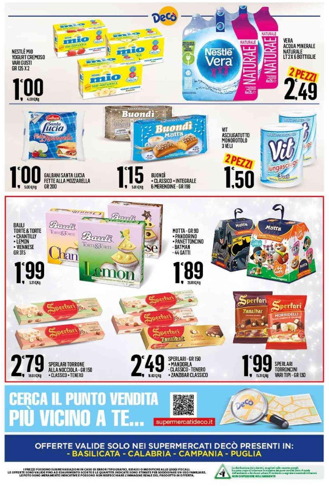 Volantino Deco - Offerte 29/10-07/11/2019 (Pagina 28)