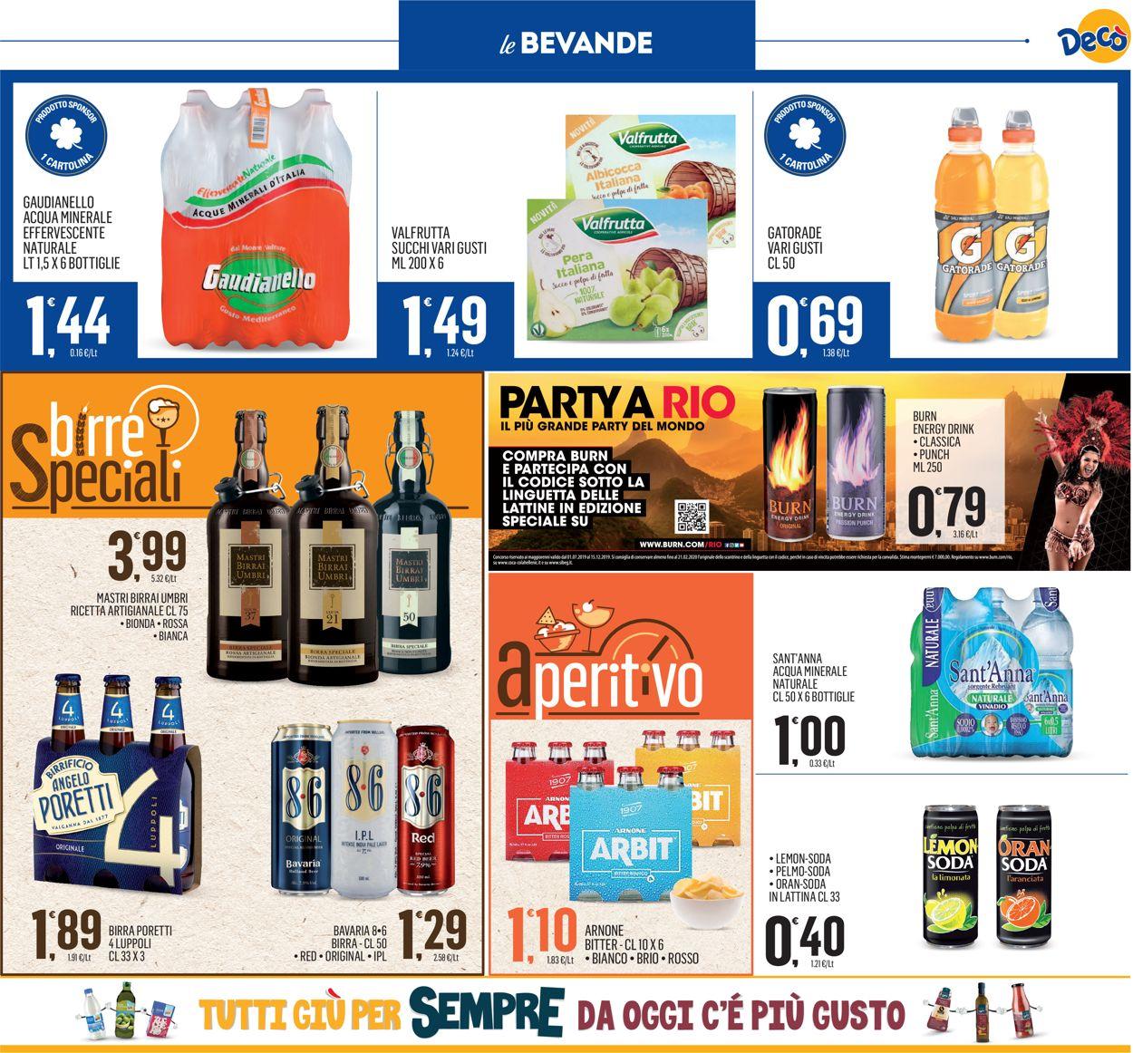 Volantino Deco - Offerte 29/10-07/11/2019 (Pagina 27)