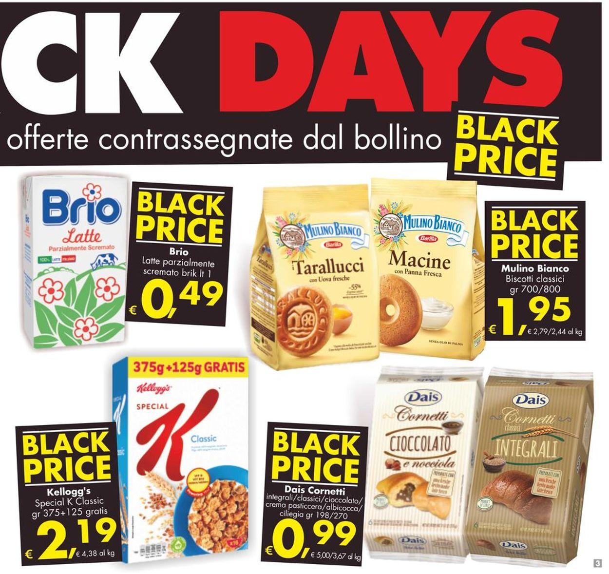 Volantino Deco - Black Friday 2019 - Offerte 29/11-05/12/2019 (Pagina 3)