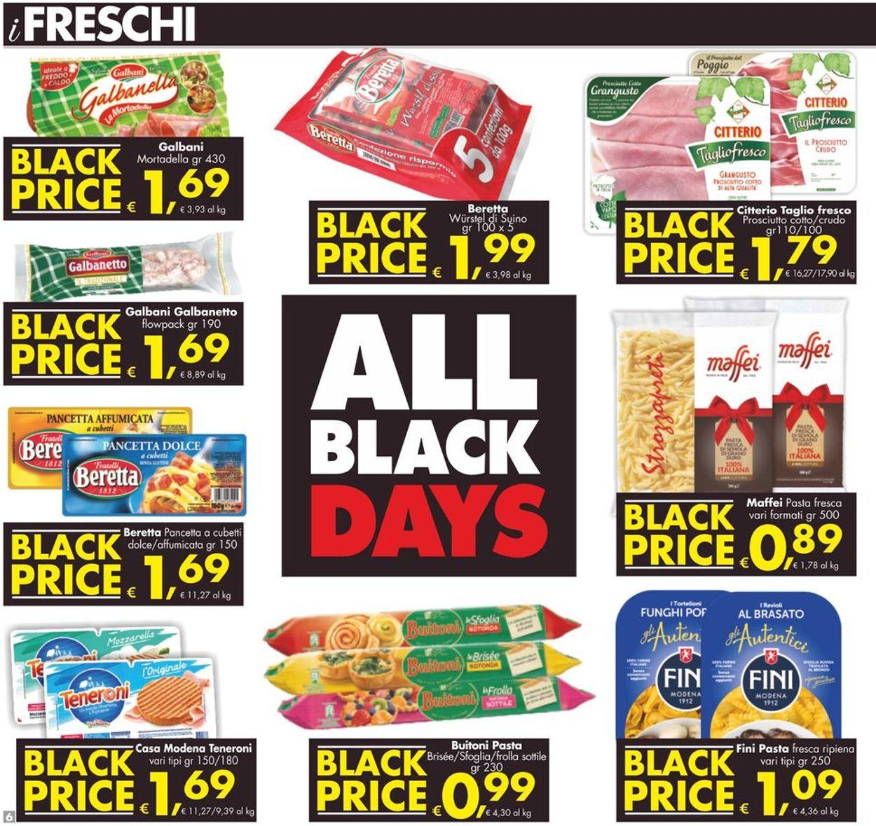 Volantino Deco - Black Friday 2019 - Offerte 29/11-05/12/2019 (Pagina 6)