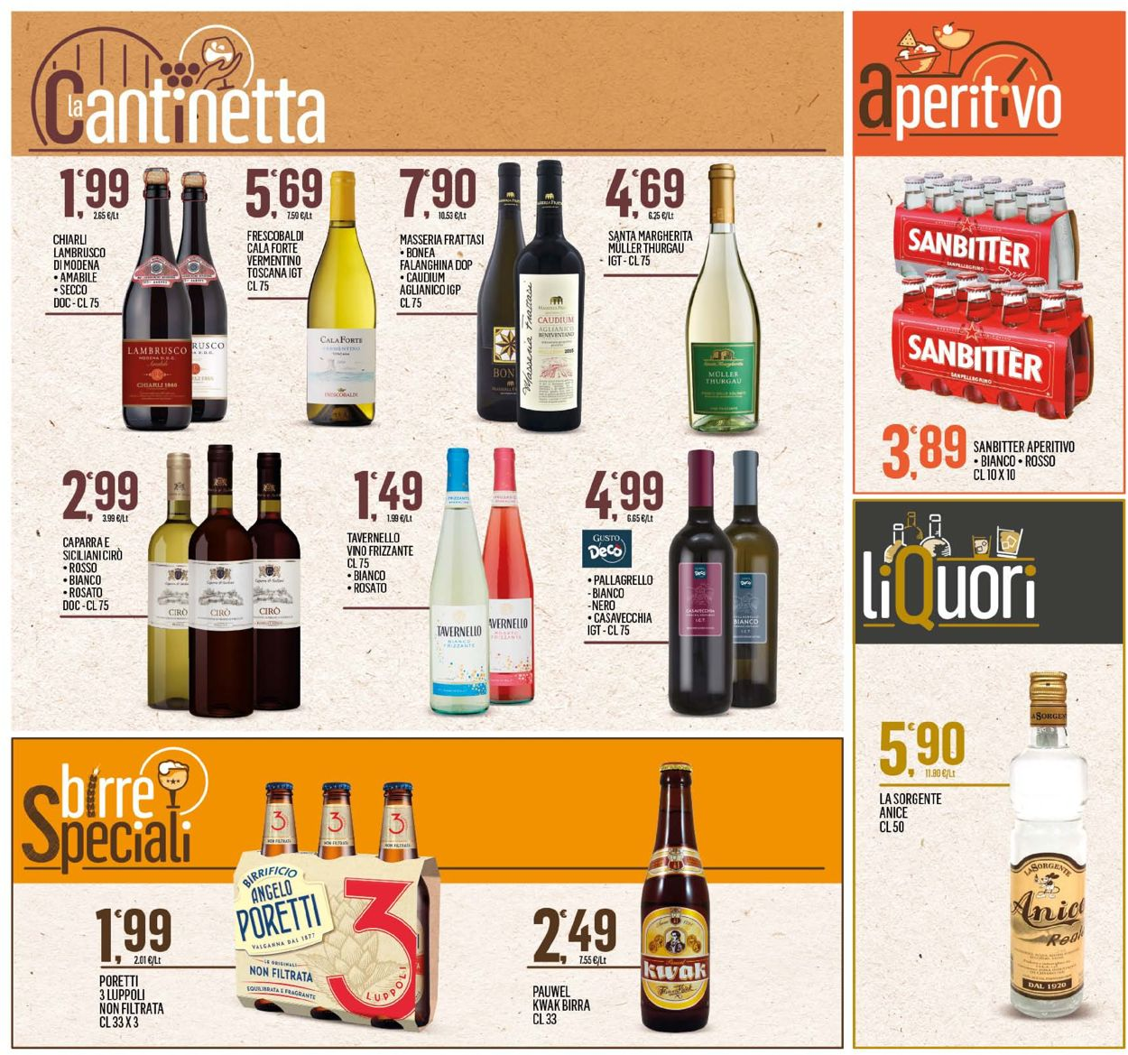 Volantino Deco - Offerte 27/12-06/01/2020 (Pagina 20)