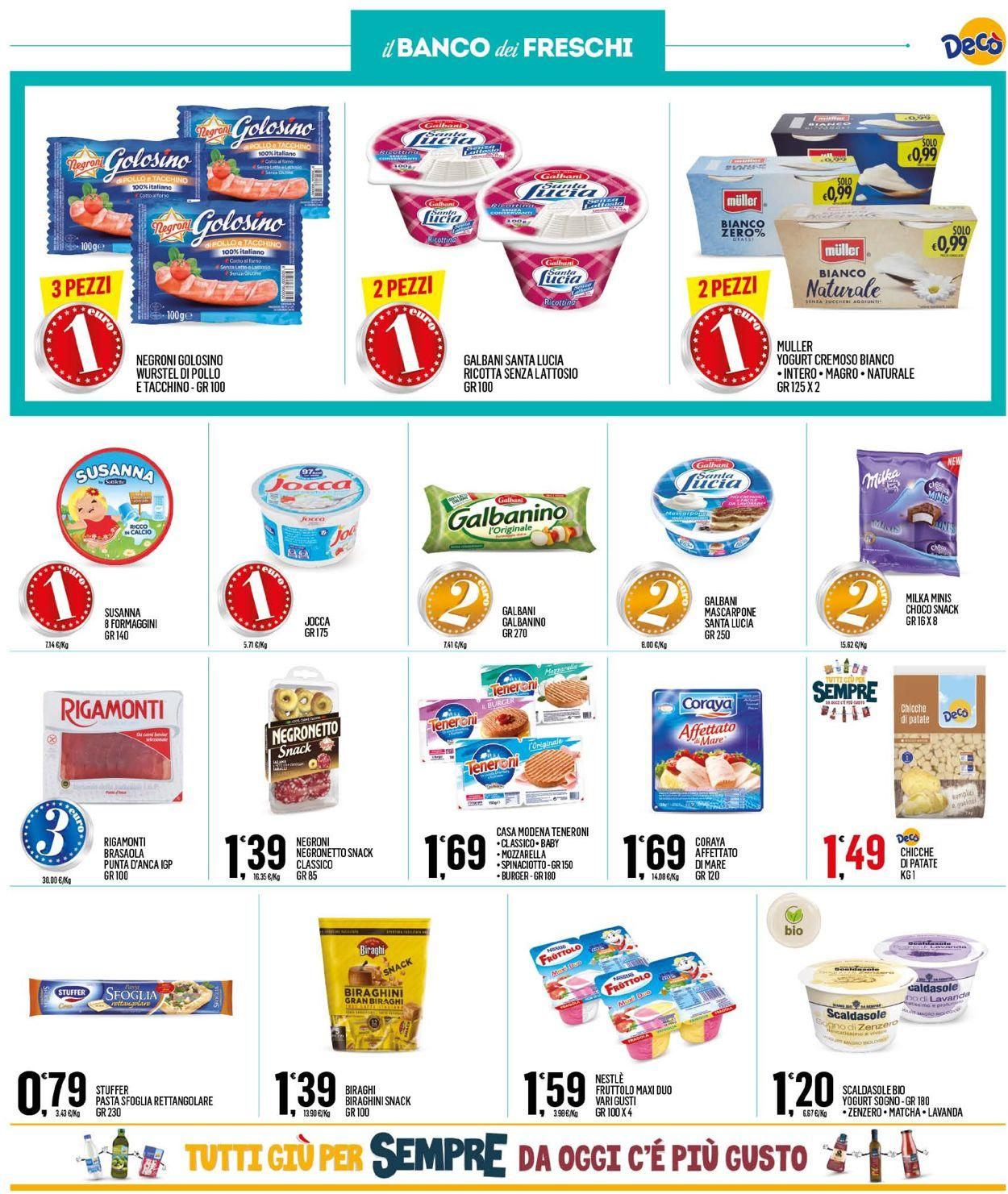 Volantino Deco - Offerte 07/01-16/01/2020 (Pagina 11)