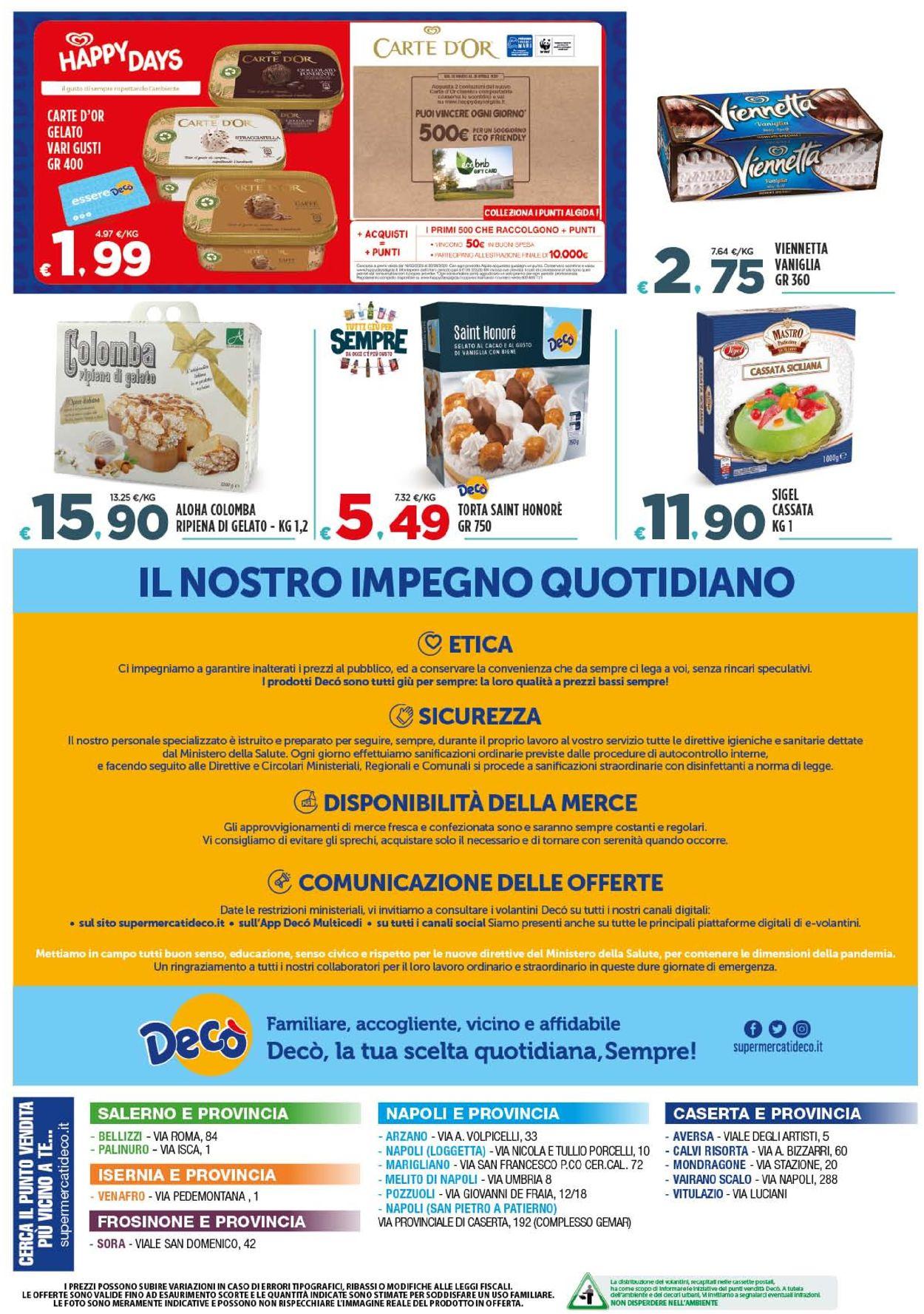 Volantino Deco - Offerte 31/03-23/04/2020 (Pagina 8)