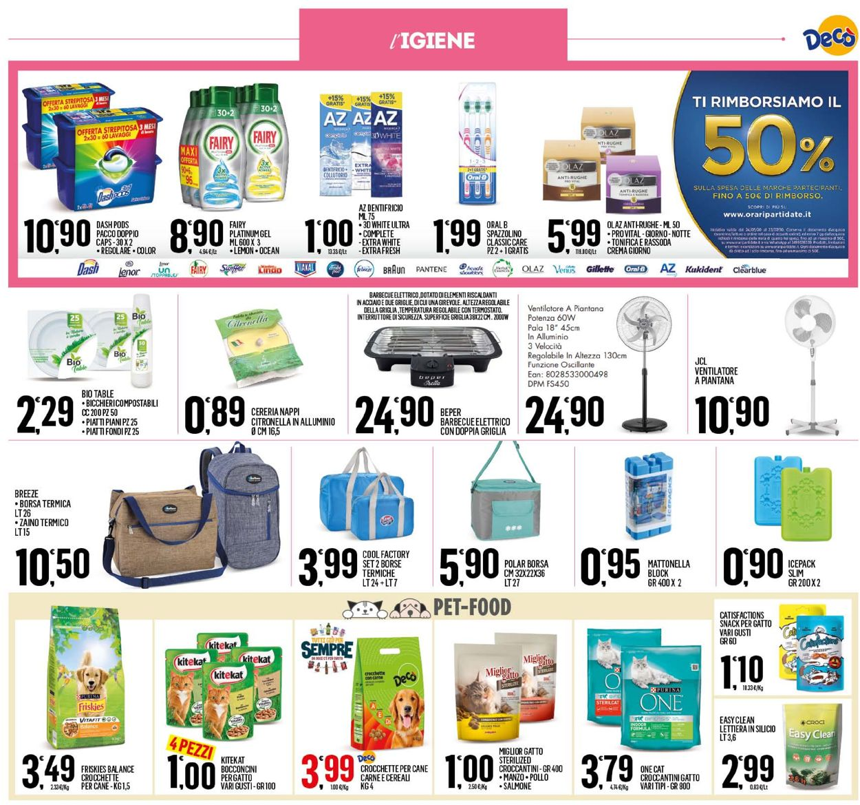 Volantino Deco - Offerte 05/06-15/06/2020 (Pagina 21)