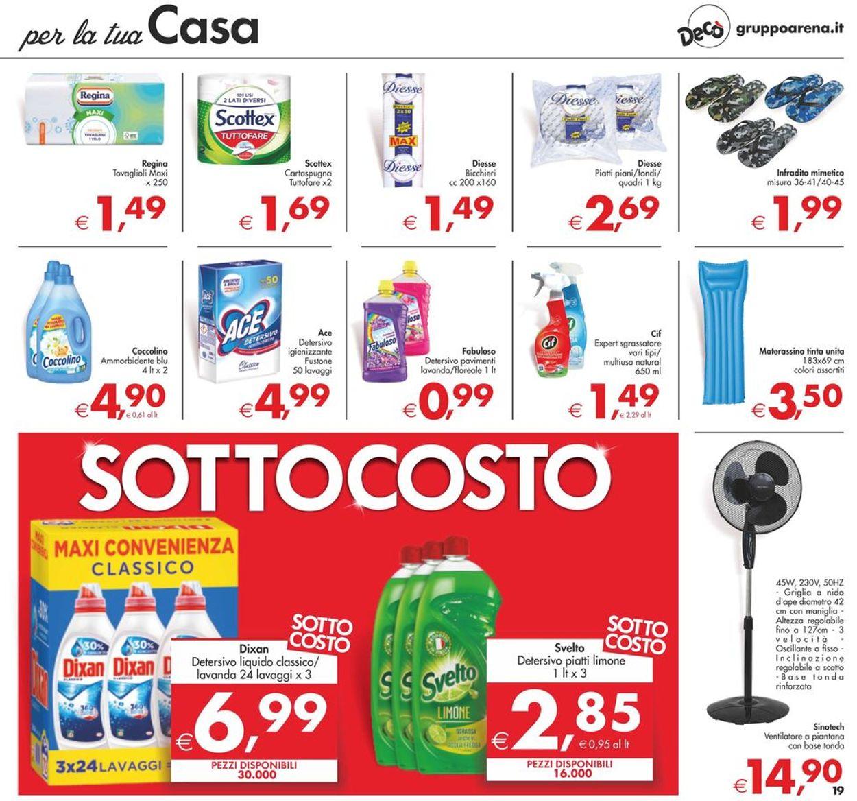 Volantino Deco - Offerte 17/07-26/07/2020 (Pagina 19)