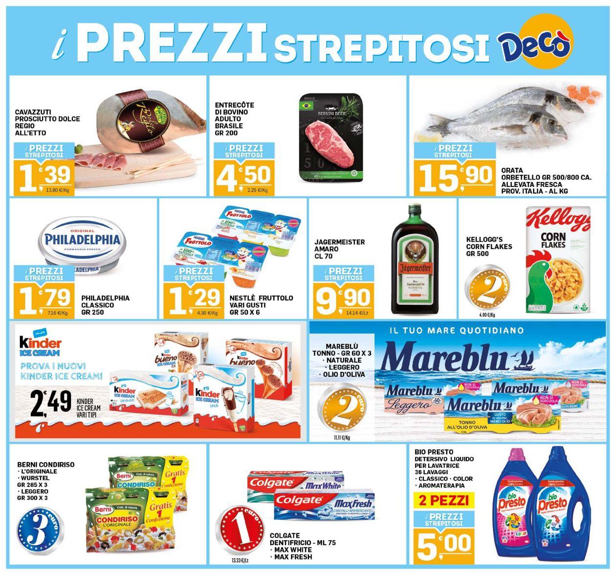 Volantino Deco - Offerte 17/07-27/07/2020 (Pagina 2)