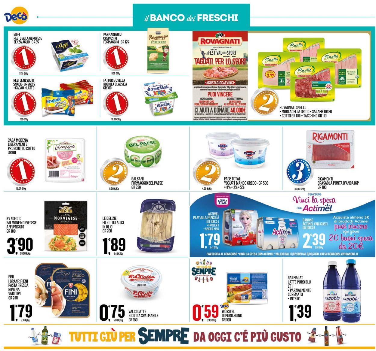 Volantino Deco - Offerte 17/07-27/07/2020 (Pagina 12)
