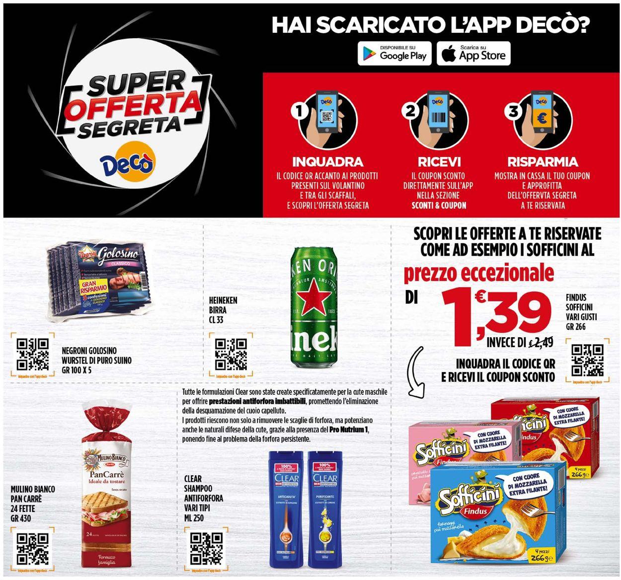 Volantino Deco - Offerte 28/07-06/08/2020 (Pagina 3)