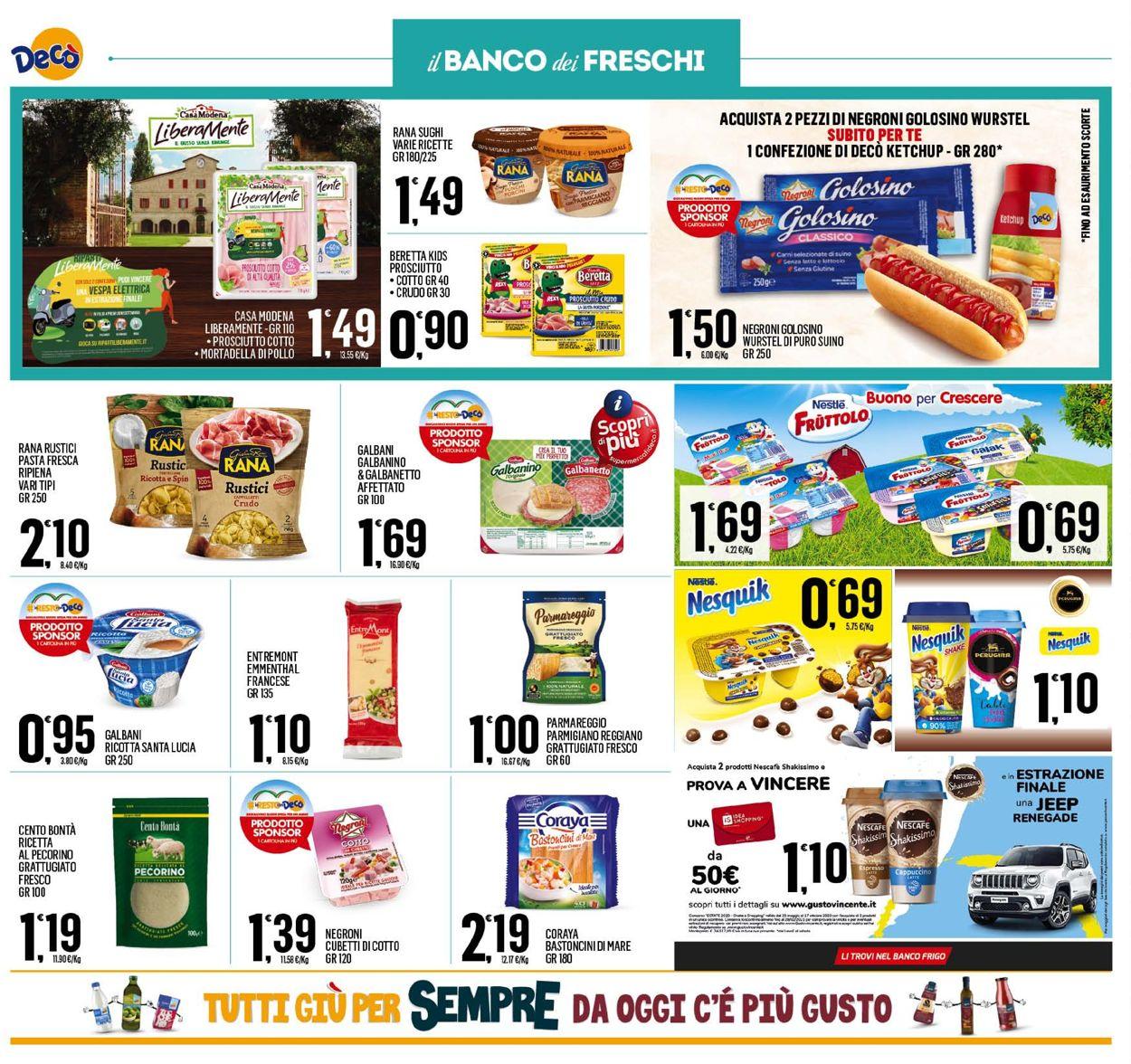 Volantino Deco - Offerte 28/07-06/08/2020 (Pagina 4)